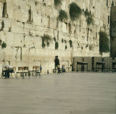 Jerusalem-Klagemauer-