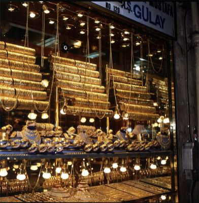 istanbul-gold-laden