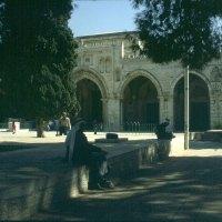Jerusalem-Al-Aqsa-Moschee