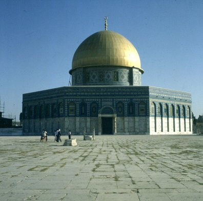 Jerusalem-Felsendom