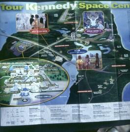 Kennedy-Spacecenter-Tourkarte