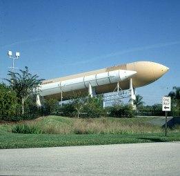 Kennedy-Spacecenter-Spaceshuttle