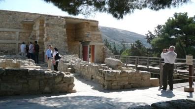 kreta-knossos-Eingang