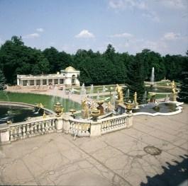 Leningrad-schloss-peterhof 1988