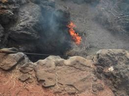 Traumschiff Lanzarote Vulkanflamme 2012