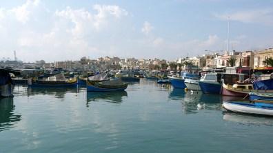 malta-fischerboote