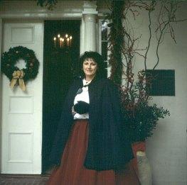 Mississippi-Folklorefrau-