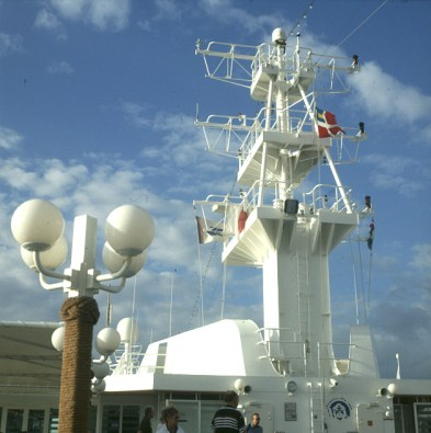 New-Orleans-Flaggenmast