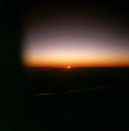 oman-salalah-Flug nach Muscat 1989