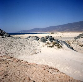 oman-salalah strandszene 1989