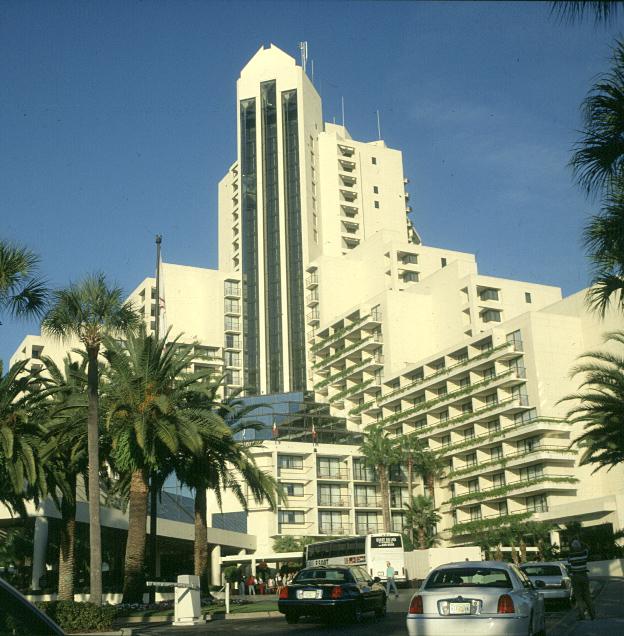 Orlando-mein Hotel