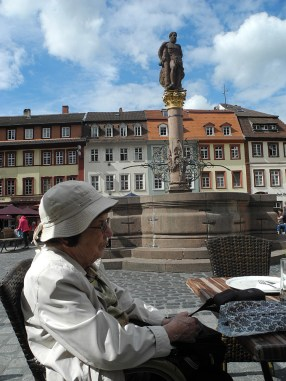rhein-heidelberg-kafeepause