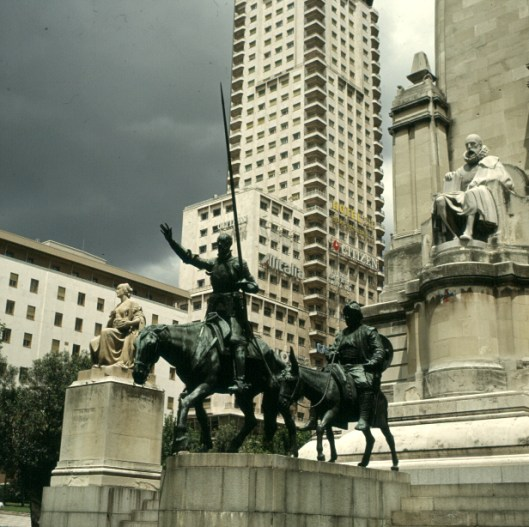 spanien-madrid-donquichote 1977