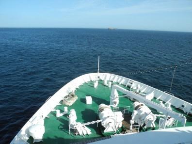 Traumschiff tanger-gibraltar-Mittelmeereinfahrt 2012