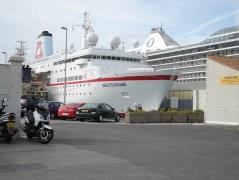 Traumschiff gibraltar-kai 2012