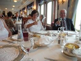 Traumschiff Captains Dinner 2012