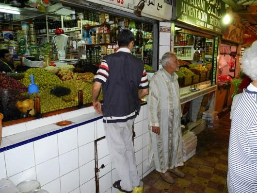 Traumsciff Tanger-Markt 2012