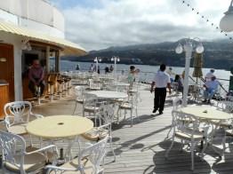 Traumschiff Auslaufen Madeira 2012