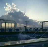 Yucatan-poolwelle
