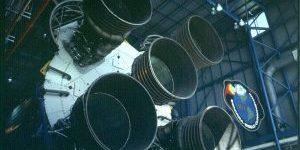 Kennedy Space Center Düsen