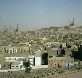 Alt-Kairo Zitadelle Hassan