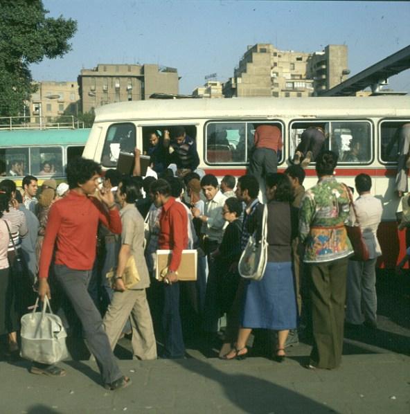 Neukairo Tahrirplatz Bus
