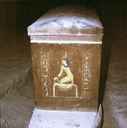 Tal der Könige Grab des AmenophisII