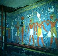 Tal der Könige grab des Haremhab