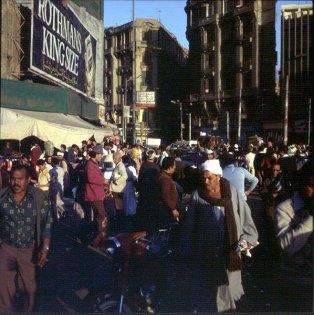 Alt-Kairo Zentrum Kankalili