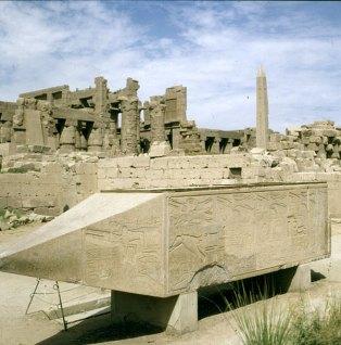 Karnak-Hatschepsutobelisk
