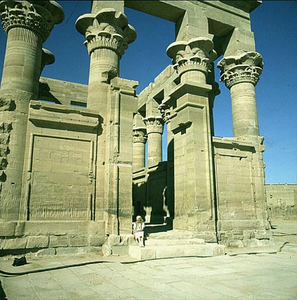 Assuan-Philae-Kiosk