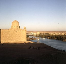 Assuan-Aga Khanmausoleum