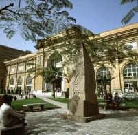 Neukairo Ägyptisches Museum