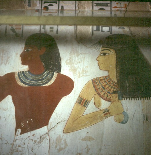 Edle-Grab des Nacht-Ehepaar