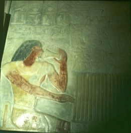 Gizeh-Sakkara - Grab des Ptahotep-Beamtenlehrer