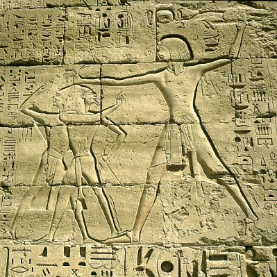 Totentempel-Medinet Habu-RamsesIII