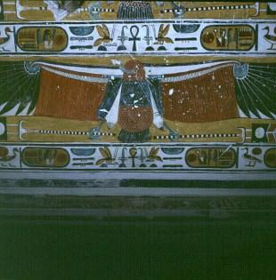 Tal der Könige RamsesVI Eingang