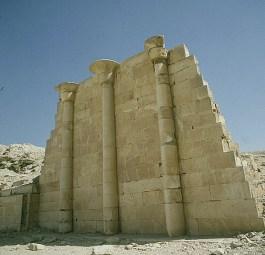 Gizeh-Sakkara-Djoser-Halbsäulen