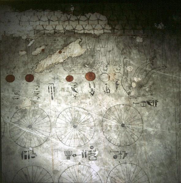 Totentempel-Grab Senenmut