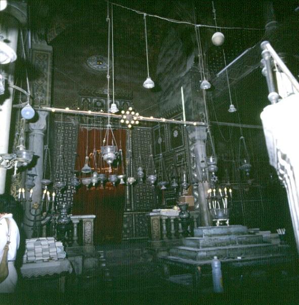 Alt-Kairo Synagoge