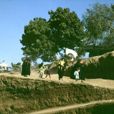 Luxor Uferrampe zur Einheimischenfähre