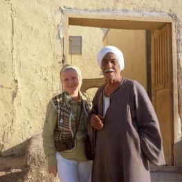 Ägypten Gerda & Scheich Ali