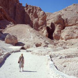 Ägypten Tal der Könige
