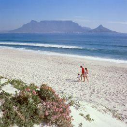 Südafrika Kapstadt Tafelberg 1987