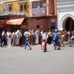 Marokko Fes Moschee 1995