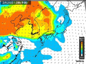 PM2.5 2014-02-25