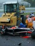【速報】鈴鹿のF1日本GPで深刻なクラッシュ レースは赤旗中止