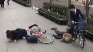 自転車加害事故