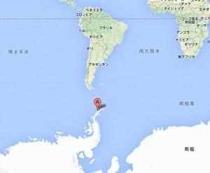 南極のポートロックロイで郵便局員募集