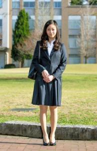 佳子様 ICU入学式